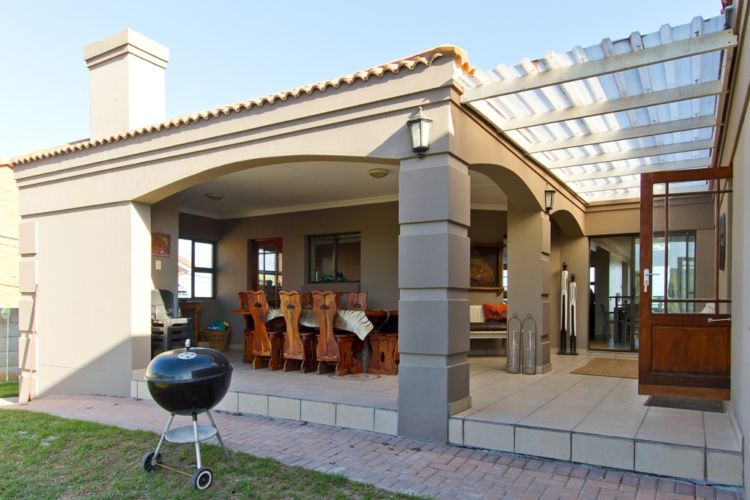 Braai area from the North